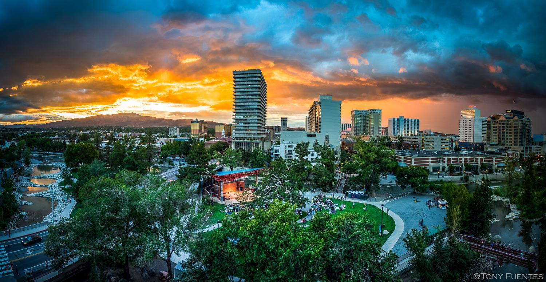 """""""Love Reno, except for Downtown"""" - Reimagine Reno"""